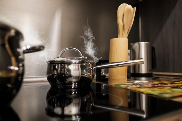 Quale acqua usare in cucina?
