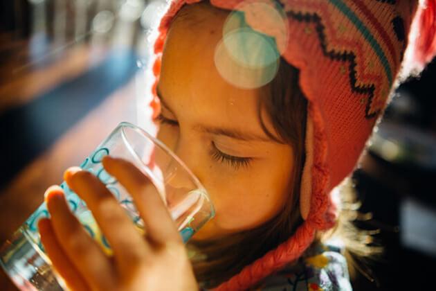 Acqua e bambini, ecco cosa sapere