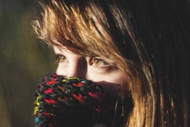 Pelle secca in inverno: come proteggerla con l'acqua