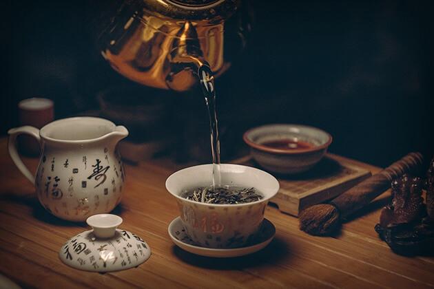Acqua filtrata, ideale per preparare il tè